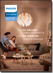 Catalogo Philips Home Lighting 2015-2016