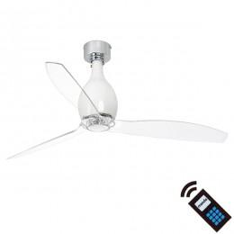 Ventilador DC MINI ETERFAN Blanco Brillo / Transp 32020