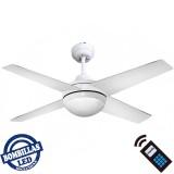 Ventilador LED EOLO Blanco 025391401