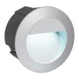 Empotrable LED Pared Gris Zimba-Led 95233