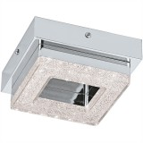 Plafon LED Fradelo 1L Cuadrado 95655