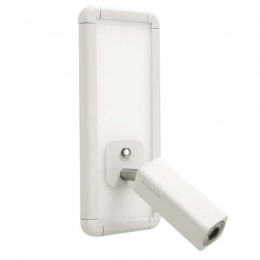 Aplique 1L Ibiza Blanco (1 Interruptor) 5257-1