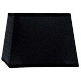 Pantalla Habana Cuadrada Negra (Pie Salon) 5315