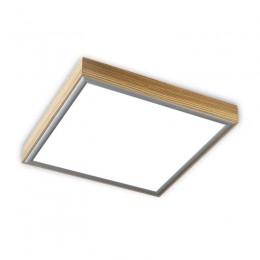 Plafon E27 Madera Box Roble 17017-50Rb