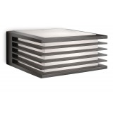 Aplique exterior aluminio Shades Antracita 171829316