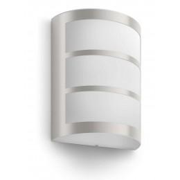 Aplique exterior LED inoxidable 6W Python 4000K 1732347P3