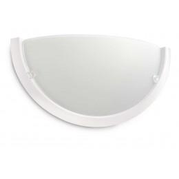 Aplique Metal Cristal Circle Blanco 330503116