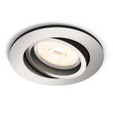 Empotrable LED GU10 Donegal Niquel 5039117PN