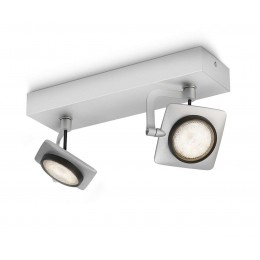 Foco 2 LED Millennium Aluminio 531924816