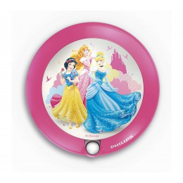 Aplique LED Sensor Disney Princess 717652816