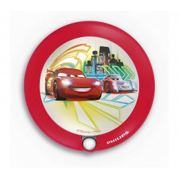 Aplique LED Sensor Disney Cars 717653216