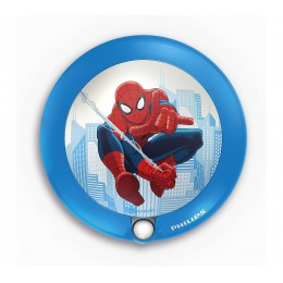 Aplique LED Sensor Disney Spider-man 717654016