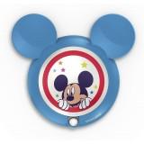 Aplique LED Sensor Disney Mickey 717663016