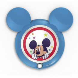 Aplique LED Sensor Disney Mickey 717663016