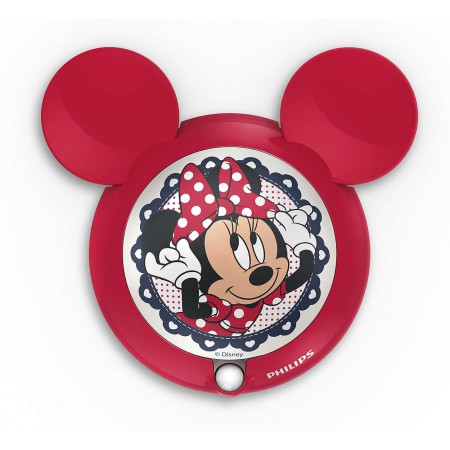 Aplique LED Sensor Disney Minnie 717663116