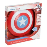 Aplique LED Pilas Captain America 7194032P0