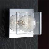 Aplique LED 1L Cristal Eclipse 506847