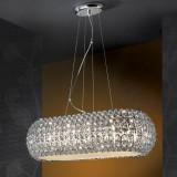 Lampara LED Diamond Oval 10 Luces 508821