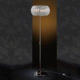 Pie Salon LED Diamond 6 Luces Cristal 508931