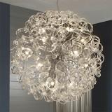 Lampara LED 15 Luces Nova Cristal 541450