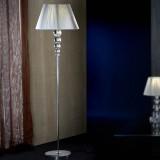 Pie Salon LED Mercury Transparente 661917
