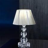 Sobremesa LED Mercury Transparente 662110